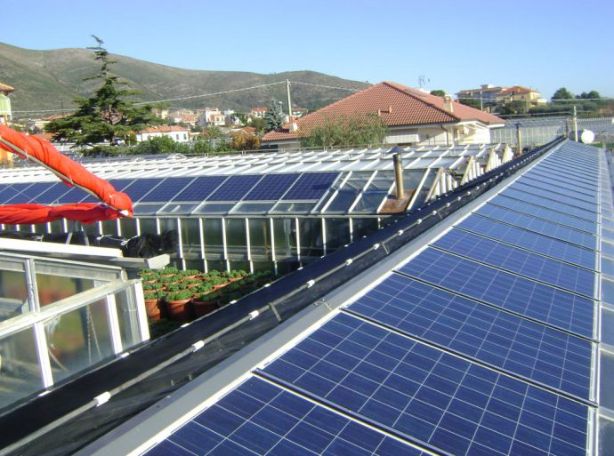 impianto fotovoltaico serra 09