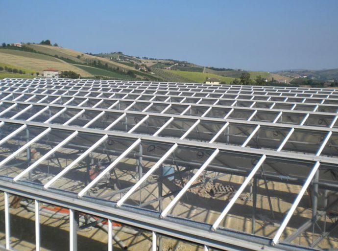 impianto fotovoltaico serra 23