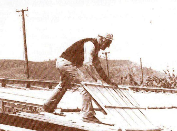 Francesco Chiappori, uno dei 5 fratelli che ereditarono l'azienda dal padre.